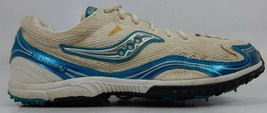Saucony Kilkenny Xc2 Size 7.5 M(B) Eu 38,5 Femmes Piste Chaussures Blanches
