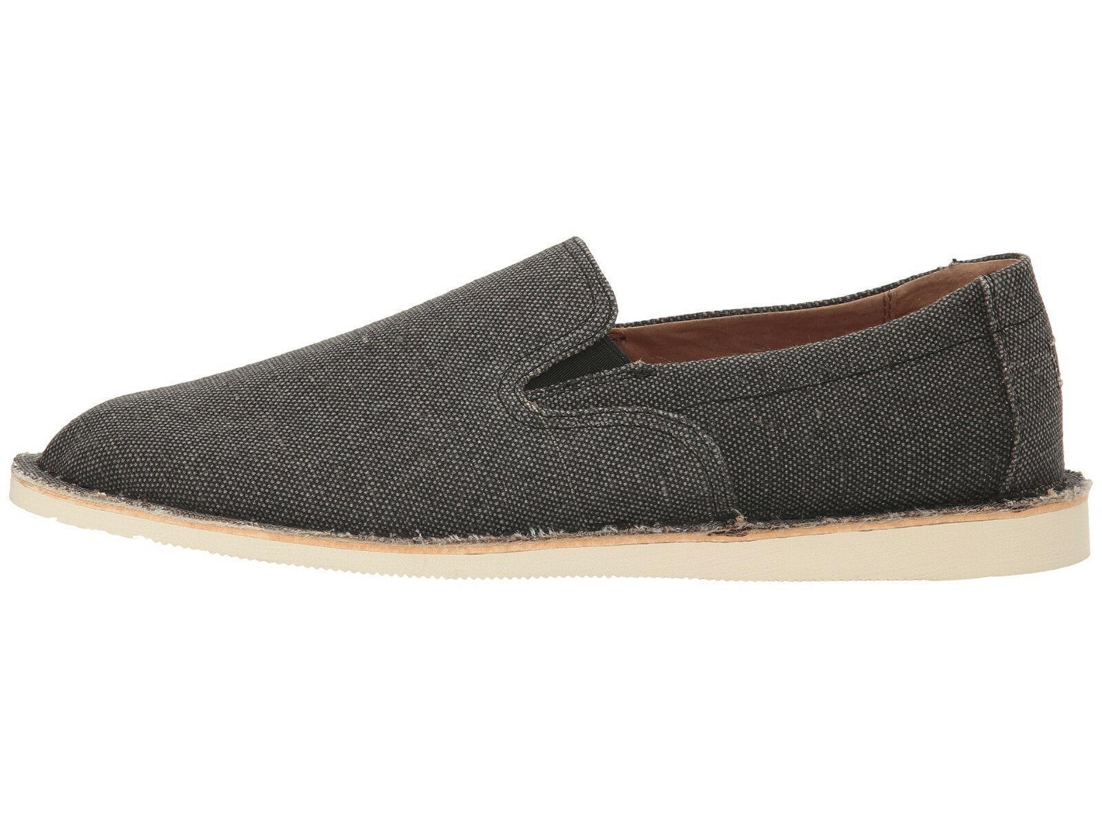 Ralph Lauren  Cotton Blend Bardene Burlap Slip-On Sneaker Beige & Dark Shade