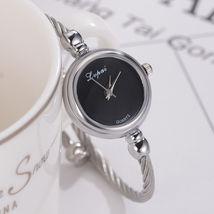 Lvpai® Women Bracelet Watch Luxury Stainless Steel Gold Silver Quartz Gift image 4