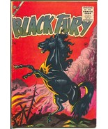 Black Fury  #1 1955-Charlton-1st issue-10¢ cover price-FN - $93.12