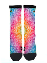 Custom Moon Man Socks ALL Sizes FAST SHIPPING - $12.99