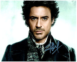 ROBERT DOWNEY JR  Authentic Original  SIGNED AUTOGRAPHED PHOTO W/COA 924 - $75.00