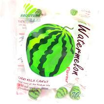 70g Watermelon Chewy Bulk Candy Buffet HAOLIYUAN Fruit Thai Snacks Wholesale New - $5.07