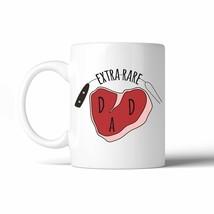 Extra Rare Dad 11 Oz Ceramic Coffee Mug - $14.99