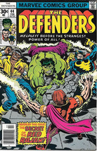 The Defenders Comic Book #44, Marvel Comics 1977 FINE-, NEW UNREAD - $3.99