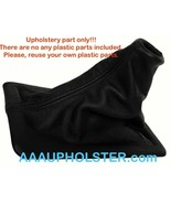 Shift Boot Leather Synthetic For 05-09 Ford Mustang Black Stitch Manual Stick - $10.39