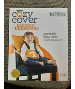 NCAA Tennessee Childrens Portable Easy Seat Polyester Adjustable Lightwe... - $19.59