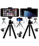 Mini Tripod Stand Rotatable Holder For Camera Mobile Phone iPhone Samsun... - $5.15