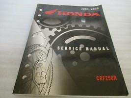 2004-2008 Genuine Honda Outboard CRF250R Service Manual - $147.41