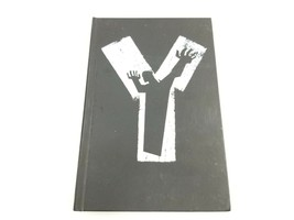 Y The Last Man Book Vol 2 Cycles Deluxe Edition Science Fiction DC Comic... - $18.99