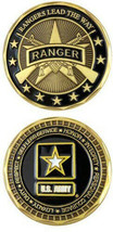 U.S. Army Ranger Challenge Coin (Eagle Crest 2551) - $13.99