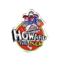 Marvel Comics Howard the Duck Movie Figure Embroidered Patch NEW UNUSED - £6.30 GBP