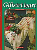 """Hard Covered Book  """"Gifts From The Heart"""" - House of White Birches - Gently Used - $18.00"""