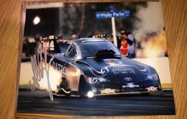 Alexis Dejoria Hand Signed Auto 8x10 Photo Champion - $39.59