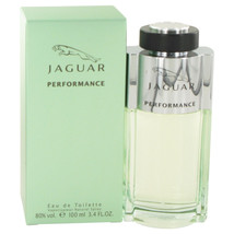 Jaguar Performance by Jaguar Eau De Toilette Spray 3.4 oz for Men #419549 - $20.61