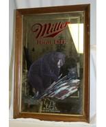 Vintage 1991 MILLER HIGH LIFE Black Bear Mirror Wildlife Series #58976 2... - $64.35
