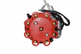 CHEVY SMALL BIG BLOCK Ready-To-Run RED Small Cap R2R Distributor W/45K Volt Coil image 6