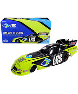 """2020 LRS Ford Mustang Tim Wilkerson """"LRS"""" NHRA Funny Car 1/24 Diecast Mo... - $131.49"""