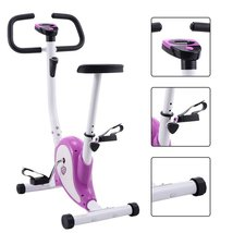 Exercise Bike Stationary Cycling Fitness Cardio Aerobic Equipment Gym Pu... - $296.00