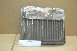 98-99 Chevrolet Astro Engine Control Unit ECU 16250279 Module 232-9a4 - $23.99