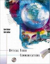 Optical Fiber Communications with CD-ROM Keiser,Gerd and Keiser, Gerd image 1