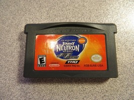 Jimmy Neutron Boy Genius: Jet Fusion (Nintendo Game Boy Advance) CARTRID... - $24.74