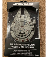 Star Wars Millennium Falcon Wireless Charger with AC Adapter - $59.39
