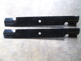 "103-2530, Exmark, Mower Blade, 20 1/2"" Long, 2 1/2"" Wide, Quantity=2 - $7.99"