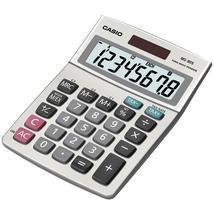 Casio Solar Desktop Calculator With 8-digit Display - $10.22