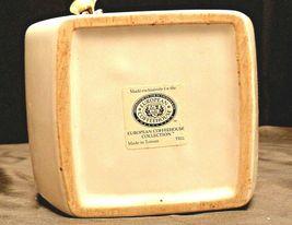 European Coffee House Collection Coffee Jar AA20-2161 Vintage image 7