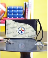 NFL Cell Phone Wallet with Wrist Strap 16 Footb... - $36.95