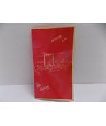 1960s MENU Old Chicago Room Parkway Hotel BEVERAGE WINE LIST Prices Illi... - $19.00
