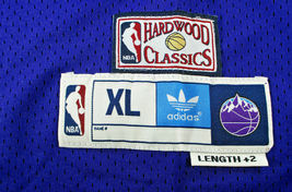 JOHN STOCKTON / NBA HALL OF FAME / AUTOGRAPHED UTAH JAZZ PRO STYLE JERSEY / COA image 6