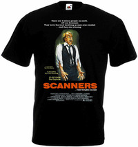 Scanners 1981 Horror Movie SHIRT - $17.80+