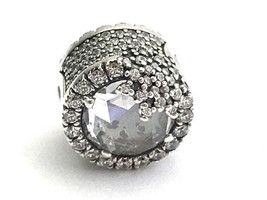 Authentic Pandora Dazzling Snowflake Clear CZ Charm, 796358CZ, New - $71.24