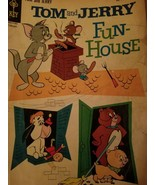 TOM & JERRY  COMIC BOOK - $13.50