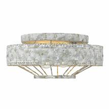 Golden Lighting - Two Light Flush Mount - Ferris - 2 Light Flush Mount  ... - $84.14