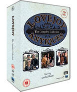 Lovejoy Complete Series Season 1-6 Collection DVD *REGION 2 PLEASE READ LISTING* - $49.95