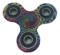 Fidget Spinner Color Swirl Hand Spinner Toy Stress & Anxiety Reducer - $7.95