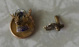 BPOE Lapel Pins Lot Brotherly Paternal Of Elks 1950s - $16.99