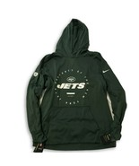 NWT New York Jets Nike Therma Practice Wordmark Performance XL Hooded Sw... - $54.40