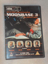 MoonBase 3 DVD The Complete Series by Donald Houston OOP! VHTF! - $99.95