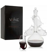 Porto Decanter Set Port Sippers - The Wine Savant  BRAND NEW ITEM!!! - $39.59