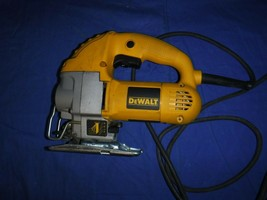 "Dewalt DW317 Corded VS Orbital Jig Saw 1"" Stroke - $54.44"
