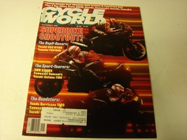 Cycle World Magazine September 1988 - $6.93