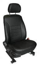 BMW 5   SEAT COVERS PERFORATED LEATHERETTE  - $173.25