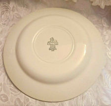 "Churchill Blue Willow Dinner Plate Made in Staffordshire, England 10 1/4"" image 2"