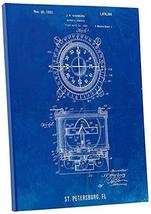 """Pingo World 0301Q3XJEFS """"Compass Patent"""" Gallery Wrapped Canvas Print, 3... - $58.36"""