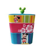 Disney Store Exclusive! Mickey Mouse Stackable Storage - $18.00