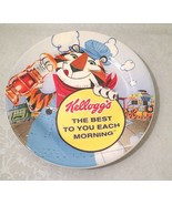 "VTG Kellogg's Choo Choo Train Plate 8""Tony the Tiger Railroad Collectibl... - $19.55"